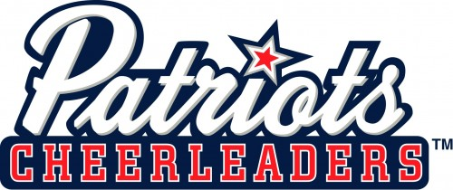 Patriots Cheerleaders logo