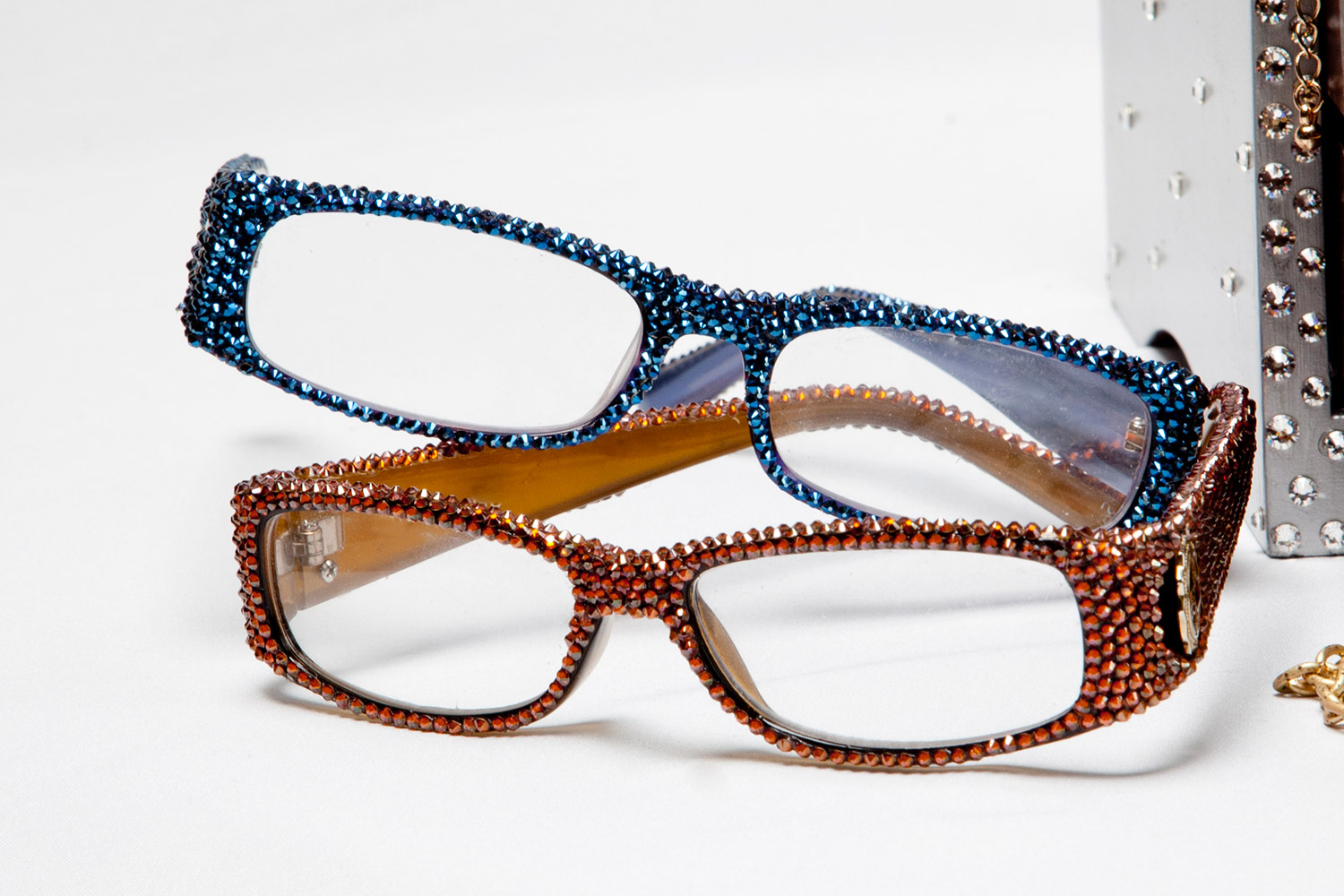 Eyeglasses Frames With Bling : Sondra Celli Company Accessories Sondra Celli Bling